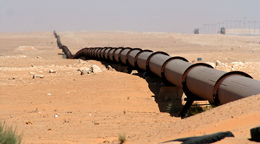 Algeria's tightening gas balance threatens exports
