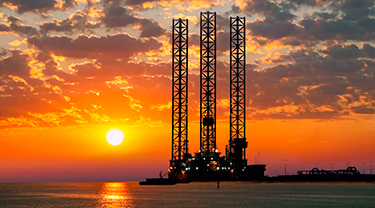 Chevron oil and gas exploration summary