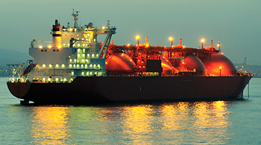 Global LNG shipping - fleet database March 2015