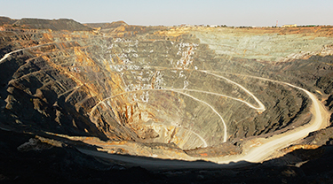 Inner Mongolia zinc and lead mine visits