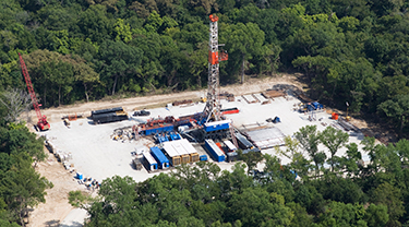 Floyd shale gas unconventional play