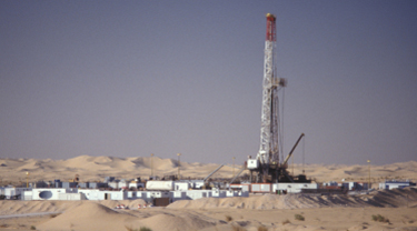 South Ghawar Gas Fields
