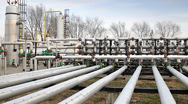 West East Gas Pipeline I