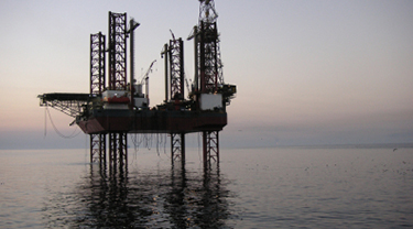 Russia West Barents Sea exploration basin