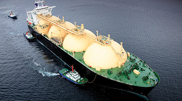 What's driving short-term LNG demand in Japan and South Korea?