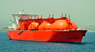 Ghana proposed LNG regas projects