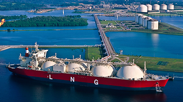 East Coast Marine Area (LNG)