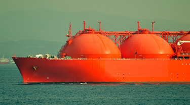 Douglas Channel FLNG