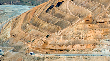 Tucuma copper mine project