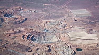Cerro Casale copper mine project