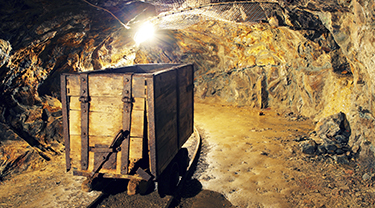 West Whundo copper mine