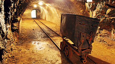 Montecristo copper mine