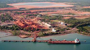 Iron ore project review 2015