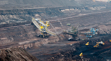 Marunda Graha Mineral coal mine