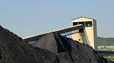 Riau Bara Harum coal mine